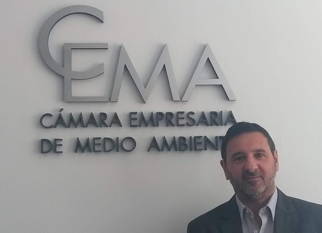 Lic. Gabriel Valerga - Presidente CEMA